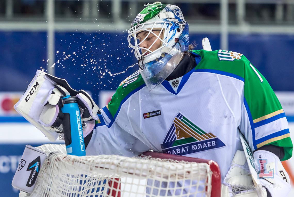 Николай прохоркин хоккеист салават юлаев фото